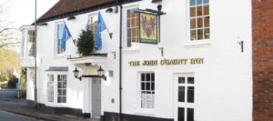 The John O'Gaunt Inn, Hungerford, owned by the Town and Manor of Hungerford